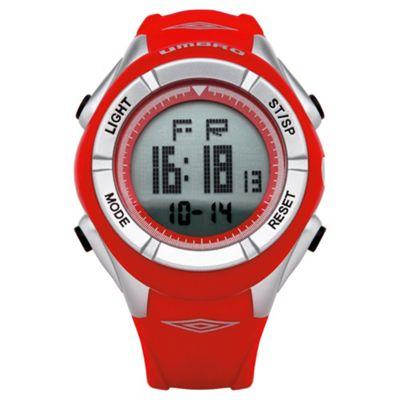 Umbro Red Digital Watch