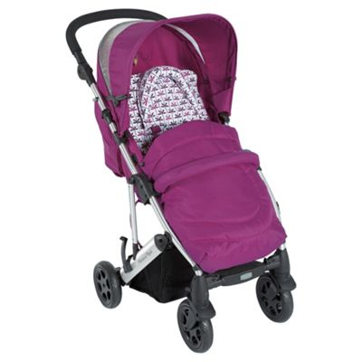 Mamas & Papas Luna Pushchair with liner, Orchid