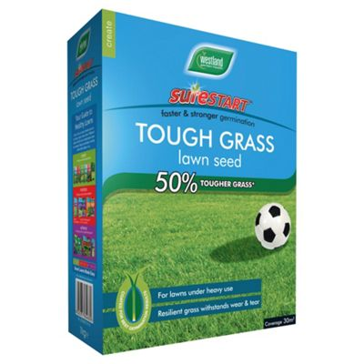Westland Sure Start Tough Lawn Seed 30m2