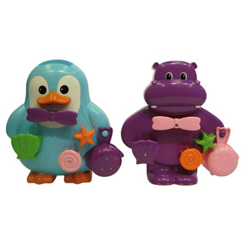 Carousel Bath Activity Centre- Assortment – Colours & Styles May Vary