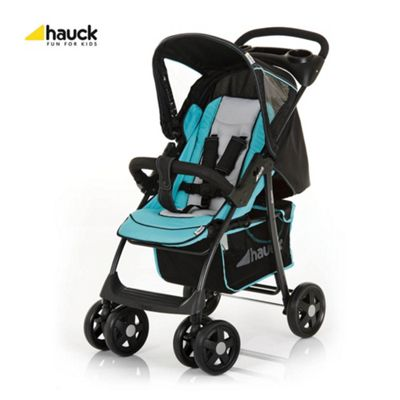Hauck Shopper Trioset Travel System, Petrol