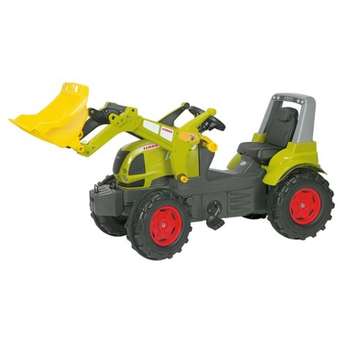 Claas Arion 640 Tractor With Frontloader