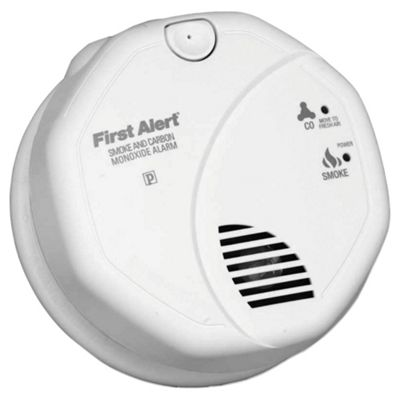 First Alert SC05UK Battery Smoke and Combination Alarm
