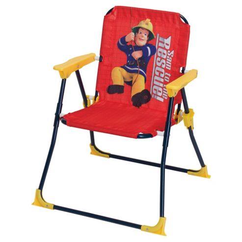 Fireman Sam Patio Chair