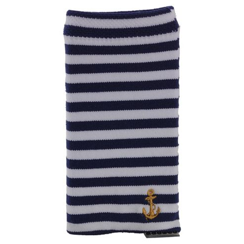 Trendz Universal sock for iPod/iPhone/MP3 Players/Mobile Sailor Stripes