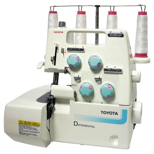 Toyota SL3314 Overlocker Sewing Machine