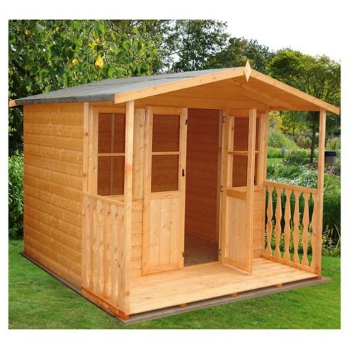 Finewood Houghton 7x7 Summerhouse with Installation