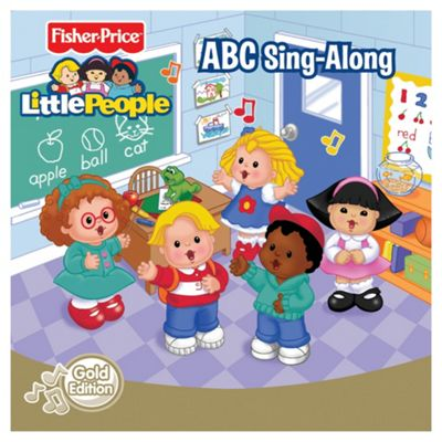 Fisher-Price Abc Sing Along Gold