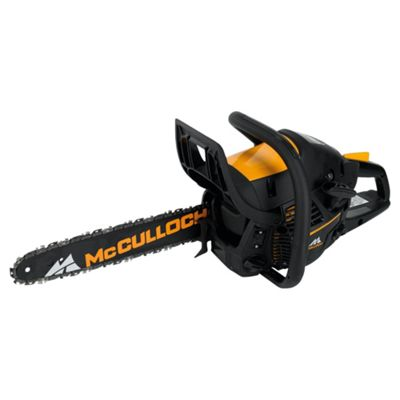 McCulloch Petrol Chainsaw CS 340
