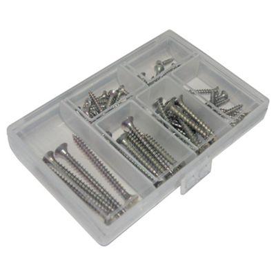 Tesco 70pc Assorted Screws Set