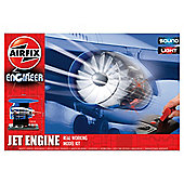 Airfix A20005 Engineer Jet Engine Educational Construction Kit