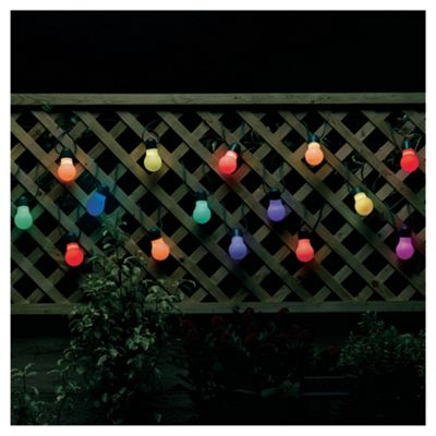 20 Colour Changing LED Party Light
