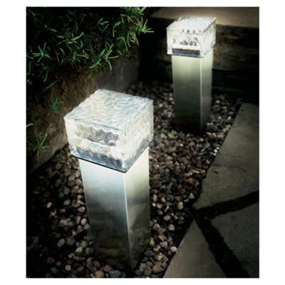 buy ice tower lights from our solar lights range tesco. Black Bedroom Furniture Sets. Home Design Ideas