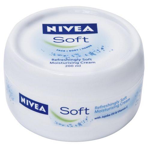 NIVEA Soft Moisturising Cream 200ml