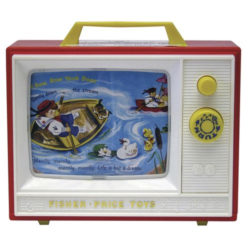 Fisher-Price Classics: Two Tune Television