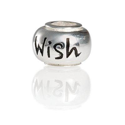 Sterling Silver Wish Bead