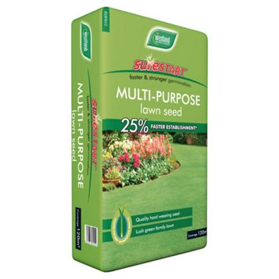 Westland Sure Start Multi Purpose Lawn Seed 300m2