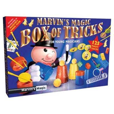 Marvin's Magic 125 Box Of Tricks