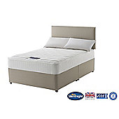 Silentnight Foxton Divan Bed, 1000 Pocket Memory Foam