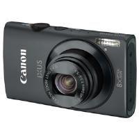 Canon Ixus 230 Black 8x optical zoom 12 MP Camera