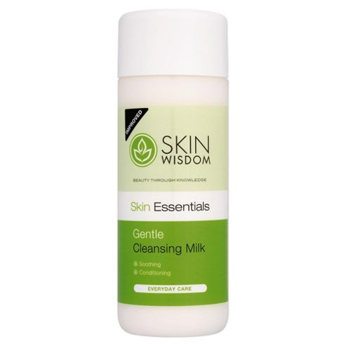 Skin Wisdom Skin Essentials Cleansing Milk