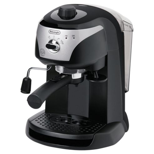DeLonghi EC220  Espresso Coffee Machine, Black