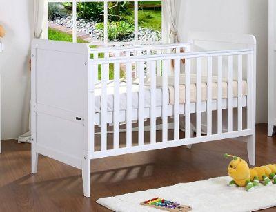 Tutti Bambini Rio Cot Bed, White