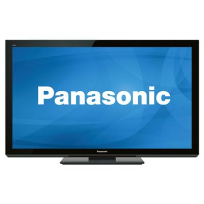 Panasonic TX-P42VT30B Smart Viera 42inch full HD Internet-Ready Plasma TV with Freeview HD and Freesat HD