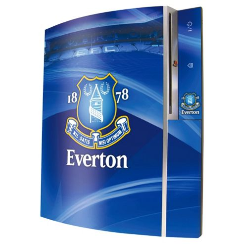 Everton PS3 Skin