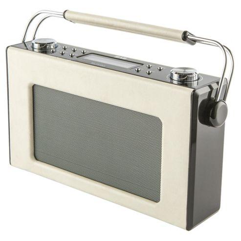 Technika 211L Retro Leather DAB Radio