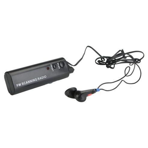 Tesco Value RAD 211SC Pocket Scanable Radio