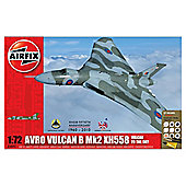 Airfix A50097 Avro Vulcan Xh558 Vulcan To The Sky 1:72 Scale Aircraft Gift Set