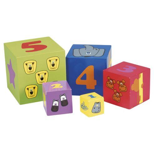 Carousel Stacking Boxes