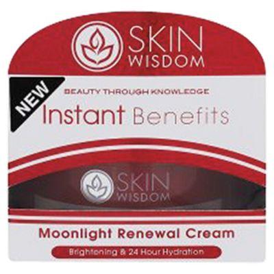 Skin Wisdom Instant Benefits Moonlight Renewal 50ml