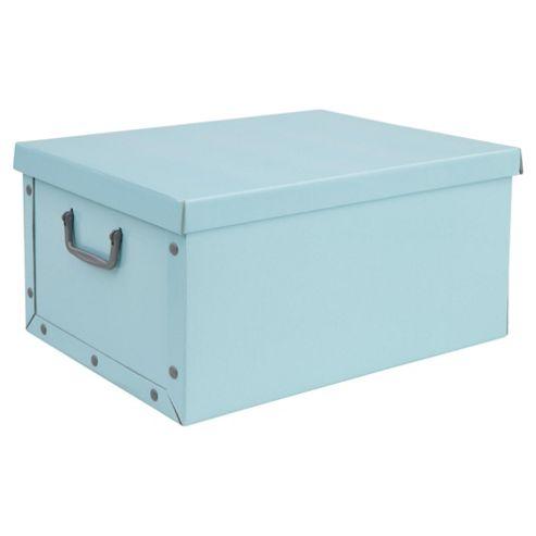 Pois Large Box , 2 Pack - Blue