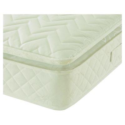 Airsprung Double Mattress, Luxury Trizone Pillowtop