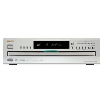 Onkyo Dxc390 6 Disc Cd Player (Silver)