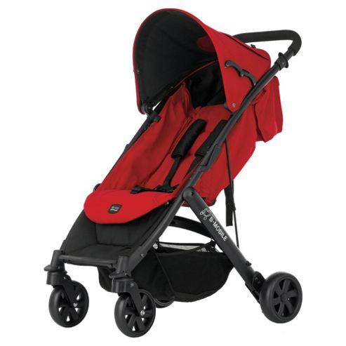 Britax B Mobile 4 Stroller, Chilli Pepper