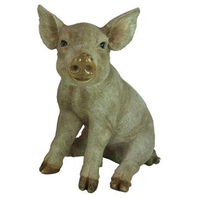 Real Life Piglet Ornament