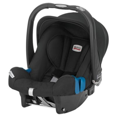 Britax Baby Safe Plus Shr Ii Group 1 Car Seat , Max Black