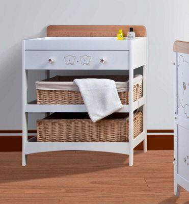 Tutti Bambini Bears  Nursery Shelf Changer