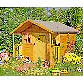 Finewood Cubby Playhouse 6x6ft with Veranda