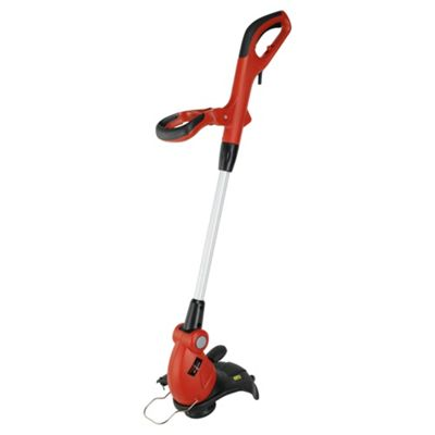 ikra RED 600W Electric Grass Trimmer