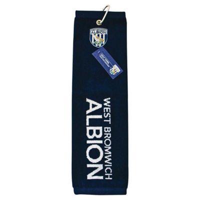 West Brom Golf Towel (Tri-Fold)