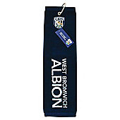 West Brom Golf Towel (Tri-Fold)
