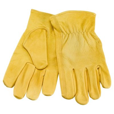 Premium Leather Garden Gloves XL