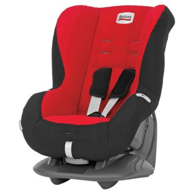 Britax Eclipse Lisa Group 1 Car Seat, Red