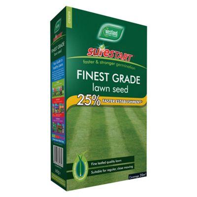 Westland Surestart Finest Lawn Seed 20m2