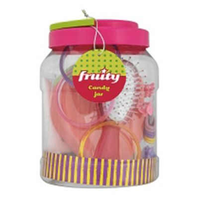 Tesco Fruity Candy Jar