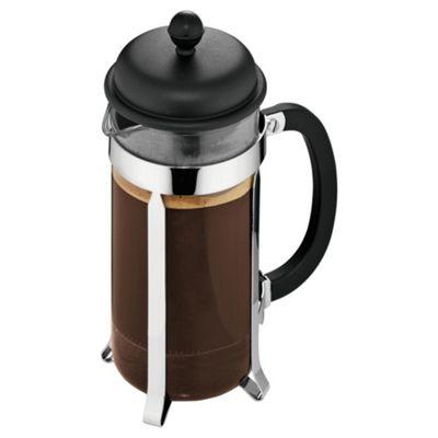 Bodum 8 Cup Cafetiere, Black